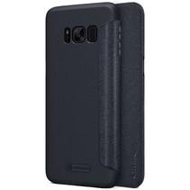 Nillkin Sparkle Leather Case Samsung Galaxy S8 Plus (Black)