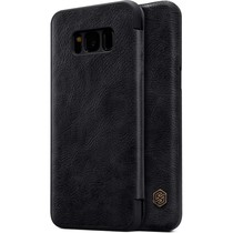 Nillkin Qin Leather Case Samsung Galaxy S8 (Black)