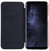 Nillkin Nillkin Qin Leather Case Samsung Galaxy S8 (Black)