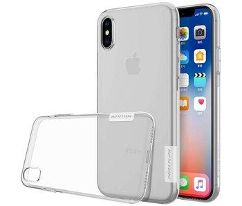 Nillkin Nature TPU Case Apple iPhone X (Clear)