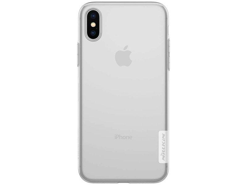 Nillkin Nillkin Nature TPU Case Apple iPhone X (Clear)