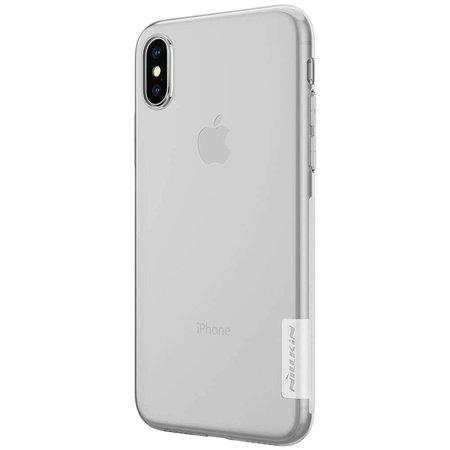 Nillkin Nillkin Nature TPU Case Apple iPhone X / Xs (Clear)