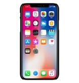 Nillkin Nillkin Frosted Shield Apple iPhone X / Xs (Black)