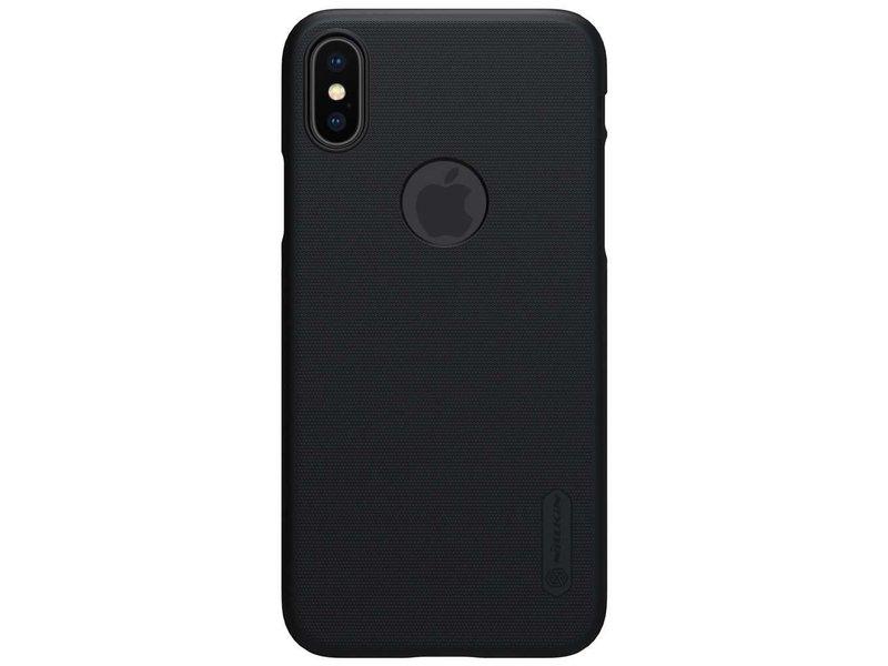 Nillkin Nillkin Frosted Shield Apple iPhone X (Black)