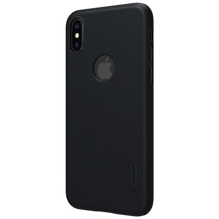 Nillkin Nillkin Frosted Shield Apple iPhone X / Xs (Black)