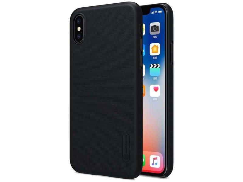 Nillkin Nillkin Super Frosted Shield Apple iPhone X (Black)