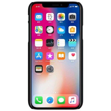 Nillkin Nillkin Super Frosted Shield Apple iPhone X / Xs (Black)