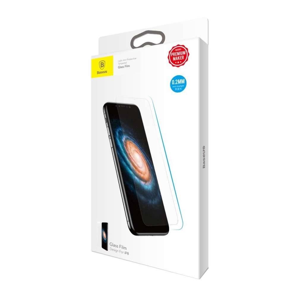Baseus  Baseus Tempered Glass Apple iPhone X (0.2mm)