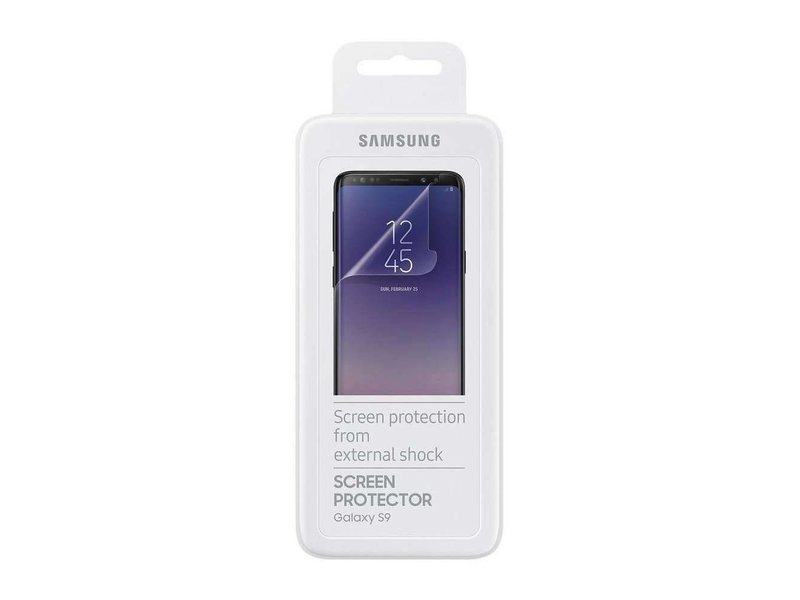 Samsung Samsung Galaxy S9 Screenprotector (2-pack)