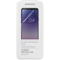 Samsung Galaxy S9 Plus Screenprotector (2-pack)