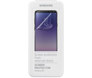 Samsung Galaxy S9 Plus Screenprotector (2-pack)