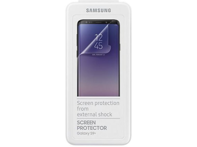 Samsung Samsung Galaxy S9 Plus Screenprotector (2-pack)