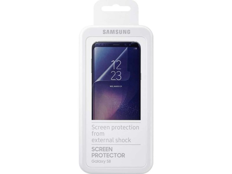 Samsung Samsung Galaxy S8 Screenprotector (2-pack)