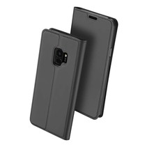 DUX DUCIS Samsung Galaxy S9 Plus Wallet Case Slimline - Grijs