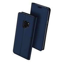 DUX DUCIS Samsung Galaxy S9 Plus Wallet Case Slimline - Blue