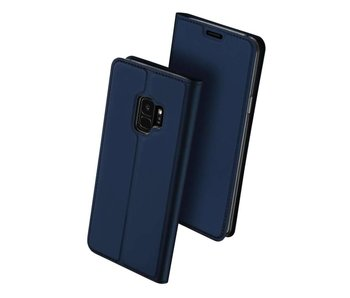 DUX DUCIS Samsung Galaxy S9 Plus Wallet Case Slimline - Blue