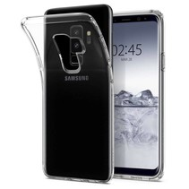 Just in Case Samsung Galaxy S9 Plus Soft TPU case - Transparant