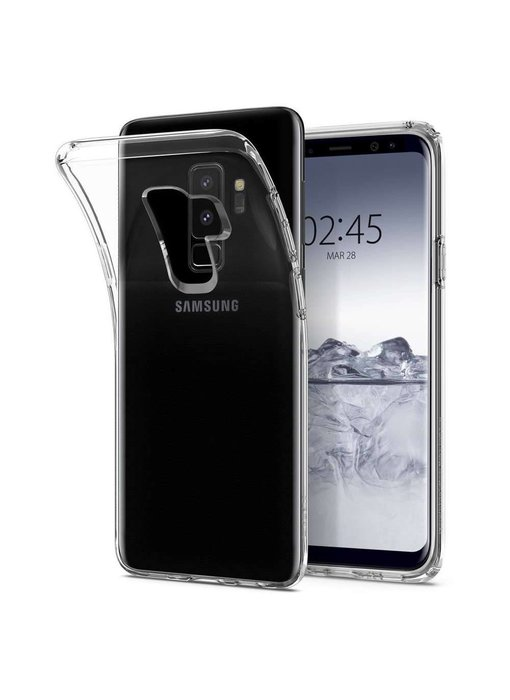Just in Case Samsung Galaxy S9 Plus Soft TPU case - Transparant