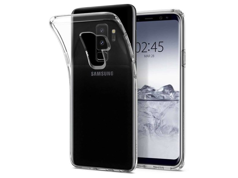 Just in Case Just in Case Samsung Galaxy S9 Plus Soft TPU case - Transparant