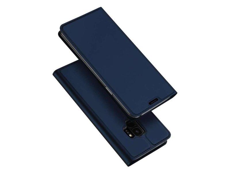 DUX DUCIS DUX DUCIS Samsung Galaxy S9 Wallet Case Slimline - Blue