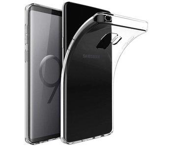 Just in Case Samsung Galaxy S9 Soft TPU case - Transparant