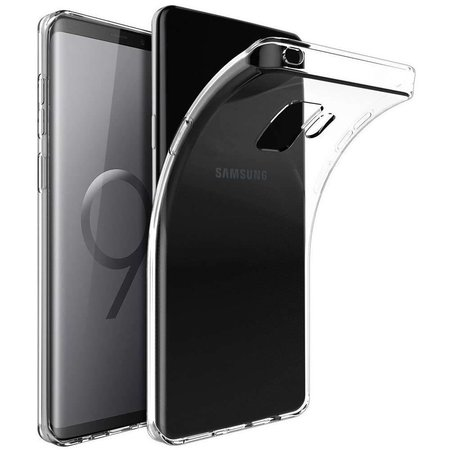 Just in Case Just in Case Samsung Galaxy S9 Soft TPU case - Transparant