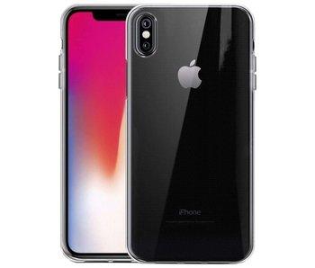 Just in Case iPhone X / Xs Soft TPU case - Transparant