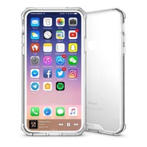 Just in Case iPhone X / Xs Premium case - Transparant