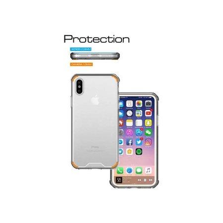 Just in Case Just in Case iPhone X / Xs Premium case - Transparant