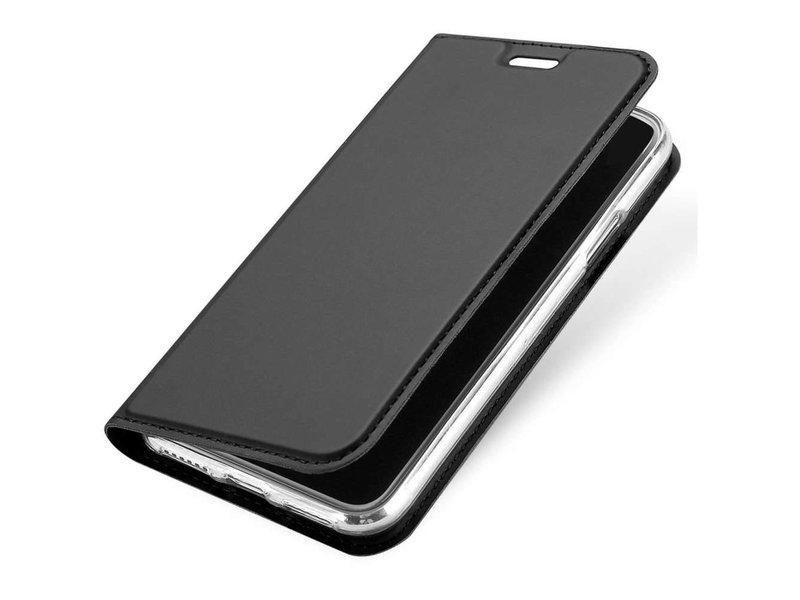 DUX DUCIS DUX DUCIS iPhone X Wallet Case Slimline - Grijs