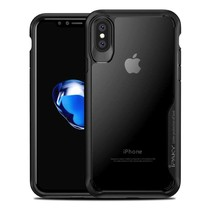 iPaky Anti-Drop case iPhone X - Zwart