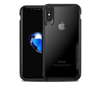 iPaky Anti-Drop case iPhone X - Zwart
