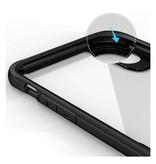 iPaky iPaky Anti-Drop case iPhone X - Zwart
