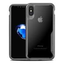 iPaky Anti-Drop case iPhone X - Grijs