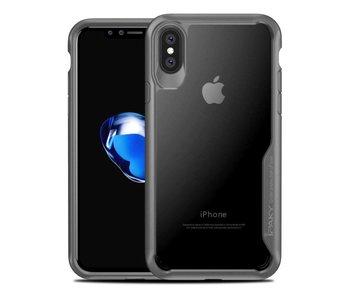 iPaky Anti-Drop case iPhone X - Grijs