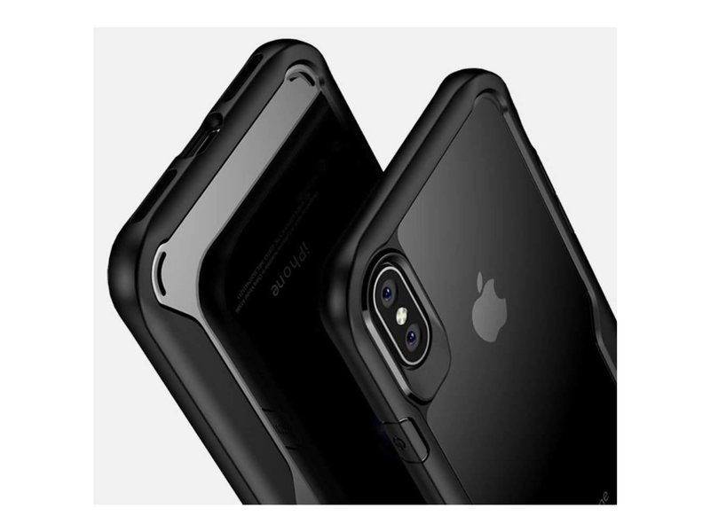 iPaky iPaky Anti-Drop case iPhone X - Grijs
