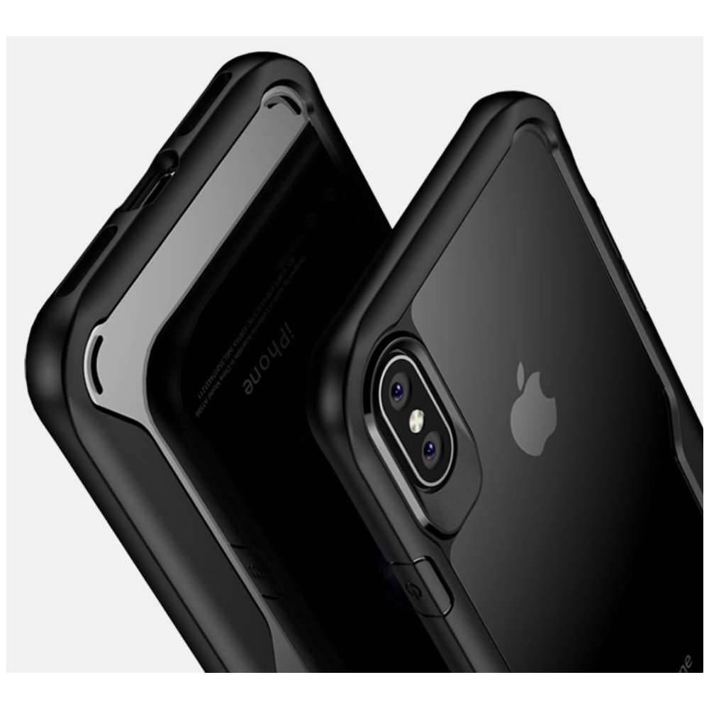 iPaky iPaky Anti-Drop case iPhone X - Grijs