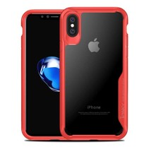 iPaky Anti-Drop case iPhone X - Rood
