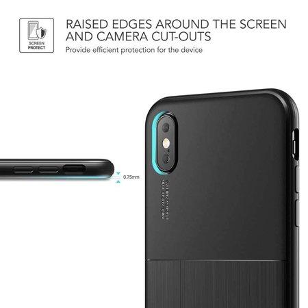 VRS Design VRS Design Single Fit Series iPhone X / Xs - Zwart