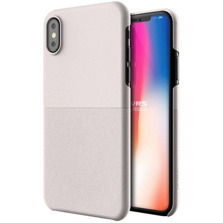 VRS Design VRS Design Skin Fit Series iPhone X / Xs (Light Pebble)