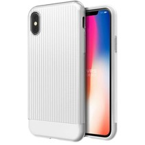 VRS Design Shine Coat Series iPhone X / Xs - Wit