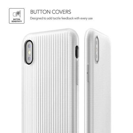 VRS Design VRS Design Shine Coat Series iPhone X  / Xs- Wit
