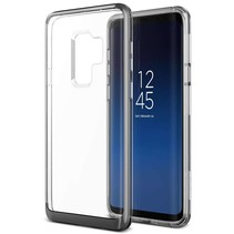 VRS Design Crystal Bumper Case Samsung Galaxy S9 Plus - Zilver