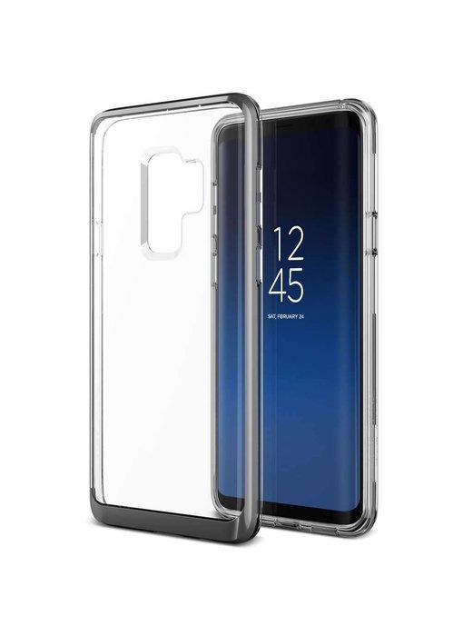 VRS Design Crystal Bumper Case Samsung Galaxy S9 Plus - Zilver