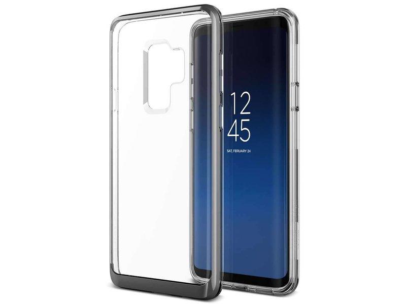 VRS Design VRS Design Crystal Bumper Case Samsung Galaxy S9 Plus - Zilver