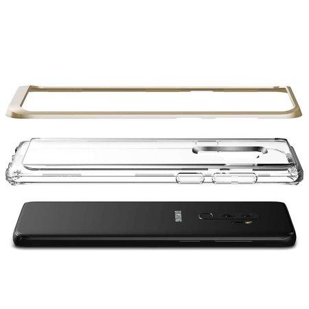 VRS Design VRS Design Crystal Bumper Case Samsung Galaxy S9 Plus - Goud