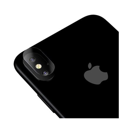 Baseus Baseus Camera Lens Tempered Glass iPhone X (0.15mm)