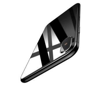 Baseus Back Cover Tempered Glass iPhone X (0.3mm)