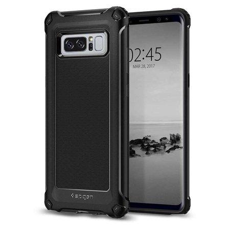 Spigen Spigen Rugged Armor Extra Case Samsung Galaxy Note 8 - Zwart