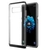 VRS Design VRS Design Crystal Bumper Case Samsung Galaxy Note 8- Jet Black